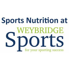 Sports Nutrition at Weybridge Sports