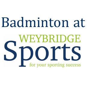 Badminton at Weybridge Sports
