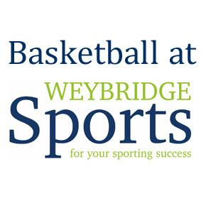 Basketball at Weybridge Sports