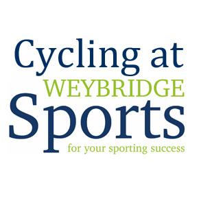 Cycling at Weybridge Sports