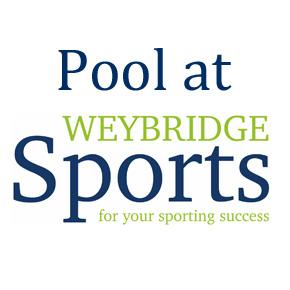 Pool at Weybridge Sports
