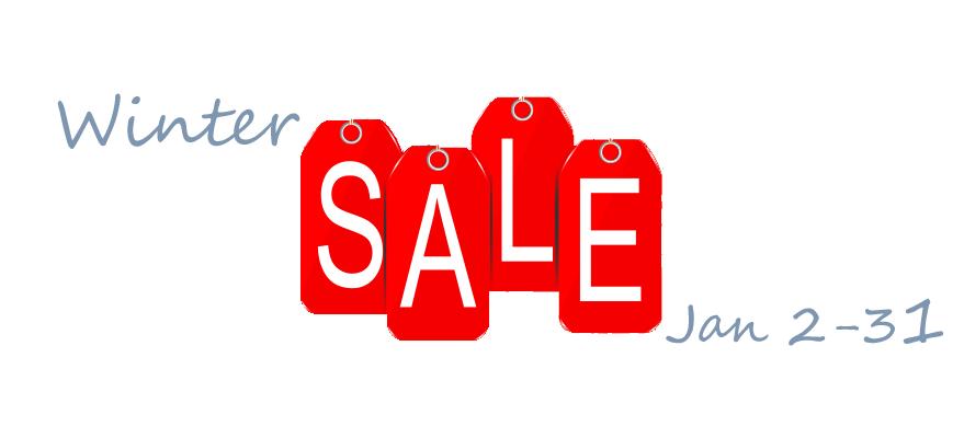 2017 Winter sale at Weybridge Sports - Jan 2nd to 31st